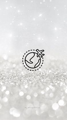 Story Instagram, Instagram Logo, Instagram Highlight Icons, Story Highlights, Christmas Wallpaper, Silver Glitter, Cute Wallpapers, Creations, Lily