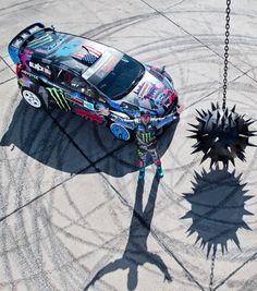 THE TEASE: Ken Block's Epic Gymkhana Six Teased! Hit the pic to watch the #viralvideo!