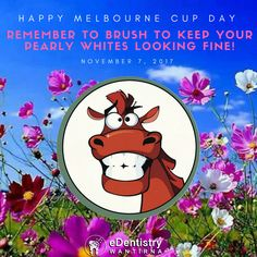 Happy Melbourne Cap Day from all of us here at eDentistry Wantirna!