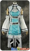 Sword Art Online Alfheim Online ALO Cosplay Fairy Dance Asuna Yuuki Costume