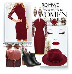 """www.romwe.com-III-10."" by ane-twist ❤ liked on Polyvore featuring romwe"