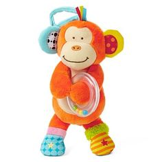 giggleBABY™ Busy Monkey Activity Toy - jcpenney Find it at #ValleyWestMall for the Holidays!