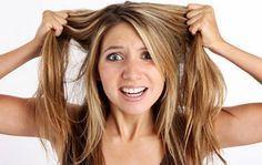 Como acabar com os cabelos oleosos (receita caseira)? - http://comosefaz.eu/como-acabar-com-os-cabelos-oleosos-receita-caseira/