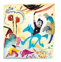 Kandinsky geeft kleur aan Pisa | Italianita - Italiaans nieuws | Ciao Tutti! Italiaanse Zaken