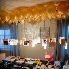 http://www.weddingchicks.com/2012/08/02/glamorous-surprise-backyard-bridal-shower/
