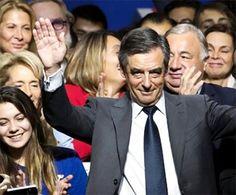 Fillon ganad le primaries de le destra francofone