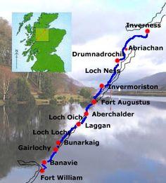 The Great Glen Way