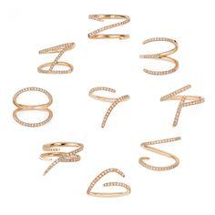 Clean Gold Jewelry, Modern Jewelry, Luxury Jewelry, Fine Jewelry, Custom Jewelry, Jewelry Trends, Jewelry Accessories, Jewelry Design, Designer Jewellery