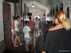 Visitando o Convento da Penha - Vila Velha, Espírito Santo.