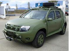 Duster Green