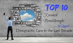 Top 10 Research Breakthroughs to Support Chiropractic Care in the Last Decade. This is a must read!
