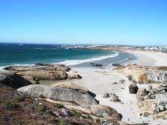 A view of Paternoster, it is beautiful!