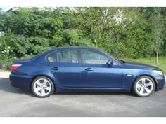 2nd 5-series....2009 BMW 528i in Deep Sea Blue