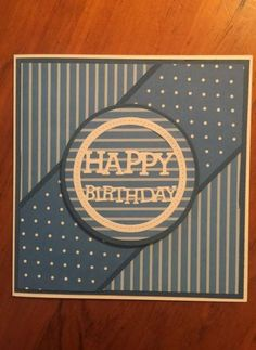 66 Ideas For Birthday Card Diy For Men Guys You are in the right place about DIY Birthday Cards from baby Here we offer you the most beautiful pictures about the DIY Birthday Cards step Birthday Cards For Boys, Masculine Birthday Cards, Bday Cards, Handmade Birthday Cards, Masculine Cards, Happy Birthday Cards, Diy Birthday, Birthday Greetings For Men, Card Birthday
