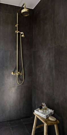 UniSlope I Highline Custom Bathroom Design Small, Bathroom Ideas, Welcome To My House, Kitchen Family Rooms, Architect House, Wet Rooms, Design Thinking, Concrete Floors, Wall Colors