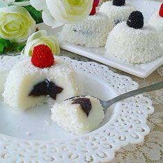 Coffee Cups, Tea Cups, Cup Of Rice, Dessert Spoons, Rice Flour, Custard, Delicious Desserts, Panna Cotta, Pudding