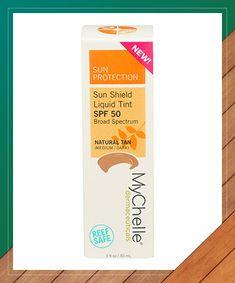 MyChelle Sun Shield Liquid Tint SPF 50, $24