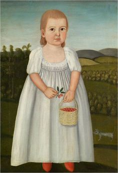 American Folk Art @ Cooperstown: A Deaf Artist in Early America