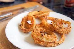 Paleo Onion Rings #paleo