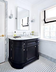Un meuble de barbier pour accueillir la vasque salles de for Salle de bain 94 jeu