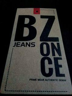 Etiquetas colgantes para Jeans. #etiquetasjeans #textil #diseñotextil