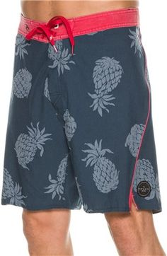 RIP CURL MIRAGE AGGROPINEAPPLES BOARDSHORT. http://www.swell.com/New-Arrivals-Womens