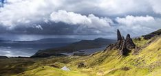 Moody sky over Isle of Skye, Scotland : WeatherPorn Skye Scotland, High Quality Images, Your Image, Weather, Community, Ravens, Beautiful, Raven, Crows