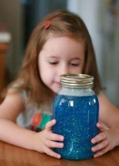 Pote da calma - Método Montessori para diminuir o stress em crianças