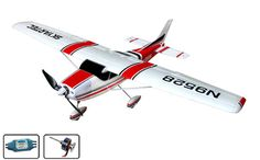 4Ch Cessna 182 RC Plane Brushless Version #NLV #NEWLINEVENTURE #NLVtactical #Tactical #Airsoft #RC #RadioControl #Plane #RCplane #Replica #America #USA #UnitedStates #Toy #Electronics #BB #RTF #Pilot #Sky #Flying #Glider  www.newlineventure.com  www.nlv.la
