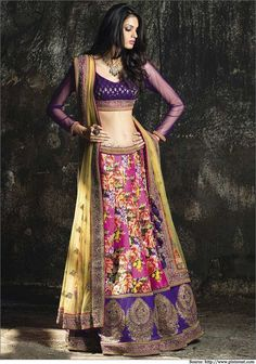 Bridal Lehenga Cholis | Bridal Lehenga Designs | Wedding Lehengas
