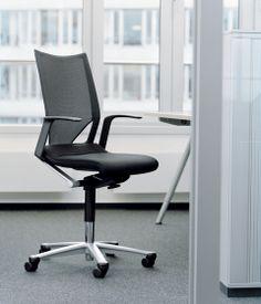 Arbeitsdrehstühle | Bürostühle | Modus Small 275/7 | Wilkhahn.