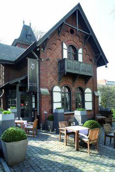 Restaurant Het Gebaar (De Geste), one of the best restaurants in Antwerp, Michelin starred, Belgium