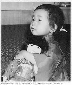 2歳のお誕生日清子さま