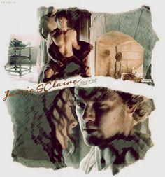 """""""D'ye ken that the only time I am without pain is in your bed, Sassenach When I take ye, when I lie in your arms-my wounds are healed, then, my scars forgotten.""""~Fiery Cross http://ferey.tumblr.com/"""