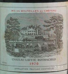 1970 Lafite-Rothschild
