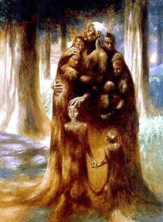 *Family Treeby Kadir Nelson.***