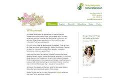 SACHERS DESIGN | Webdesign, Nina Stalmann, Naturheilpraxis, http://www.heilungswege.de