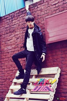FY! UP10TION Wei