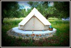 Tent in Noto, Italy. Rural Tourism CarrubBELLA offers cotton curtains, waterproof, equipped with mosquito net. Inside you will find a double bed, a record player, and a typical rural Sicilian furnishings, all it surrounded by romantic candles. A few steps you will hav...