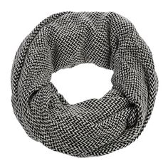 CARACOL FOULARD INFINI BFF NOIR Bff, Black And Grey, Fashion Accessories, Scarfs, Beauty, Headscarves, Black People, Accessories, Infinity Symbol