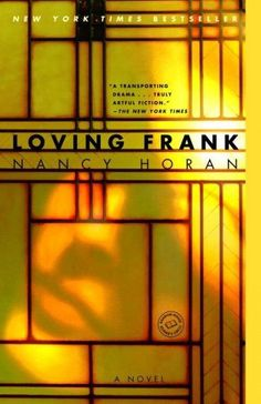 Loving Frank ~ a fascinating read, great historical fiction!