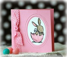 Everybunny stamp Care buried somewhere in website, but could make. :))