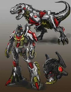 Ok, if I ever saw this on Transformers Prime