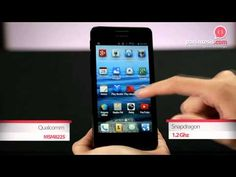 ▶ Celular Huawei Ascend G510-0251 - YouTube