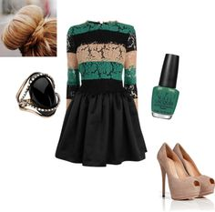 """""""Church outfit"""" by jordyn-adams on Polyvore"""