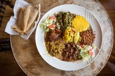 Messob is a Little Ethiopia staple where the art of hand-feeding your date is encouraged, not cause for expulsion.