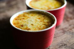 We bring you our rich French onion soup, made Paleo by eliminating the crouton. You won't even miss it!
