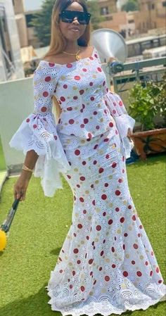 Latest African Fashion Dresses, African Dresses For Women, African Print Fashion, Africa Fashion, African Attire, African Lace Styles, Samba, Clothes, Plus Size Dresses