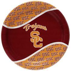 USC Trojans 8-Pack Dinner Plates - $3.99