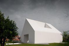 5osA: [오사] :: *절제미학 화이트 중정 하우스 [ Aires Mateus ] House In Leiria